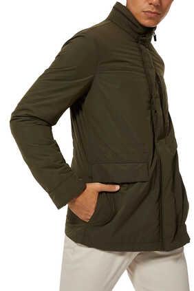 Stratos Nylon Jacket
