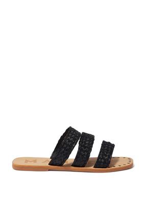 Raffia Sandals