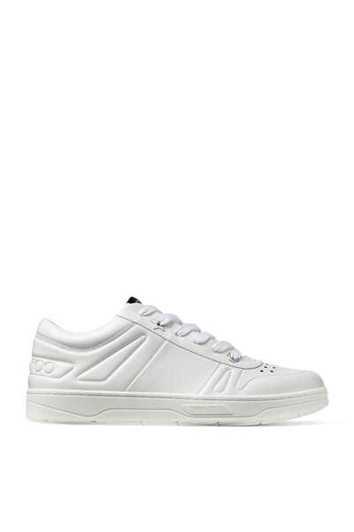 Hawaii F Metallic Leather Sneakers