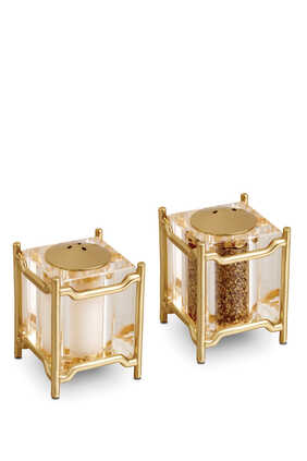 Han Spice Jewels Salt and Pepper Shakers