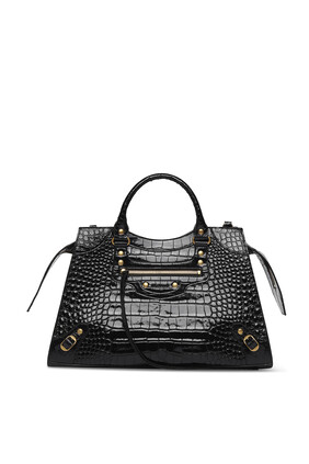 Neo Classic Leather Bag