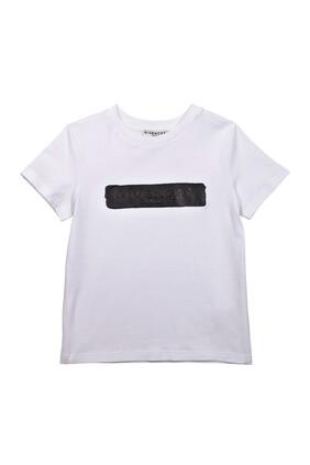 Patch Logo T-Shirt