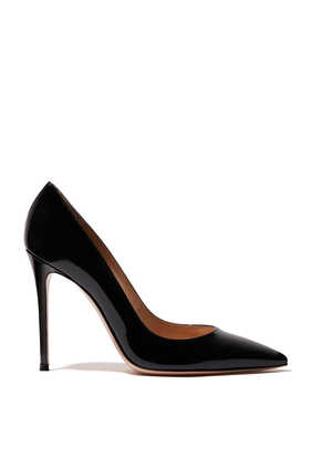 Patent Leather 105 Pumps