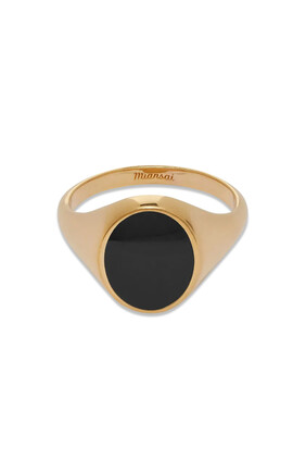Heritage Gold Vermeil Ring