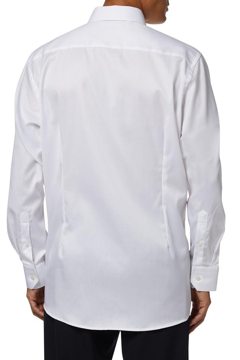 Poplin Long Sleeved Shirt image number 3