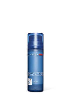 ClarinsMen Super Moisture Liquid SPF20