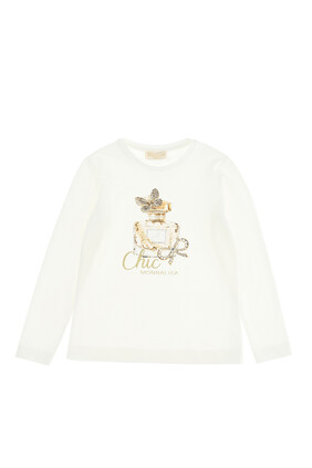 Graphic Cotton T-Shirt