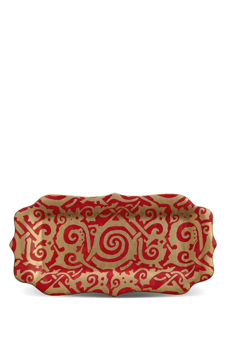Medium Fortuny Maori Platter image number 1