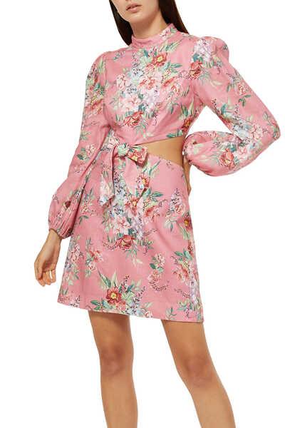 Bellitude Floral Dress