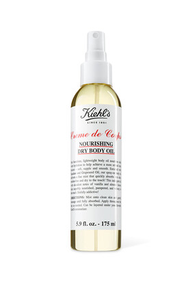 Creme de Corps Nourishing Dry Body Oil