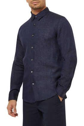 Irving Summer Linen Shirt