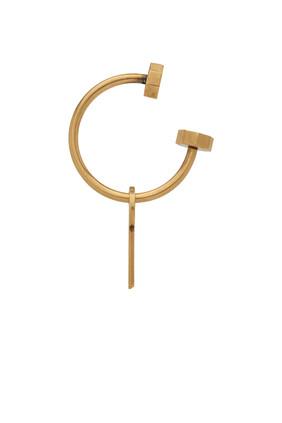 Piercing Key Ring
