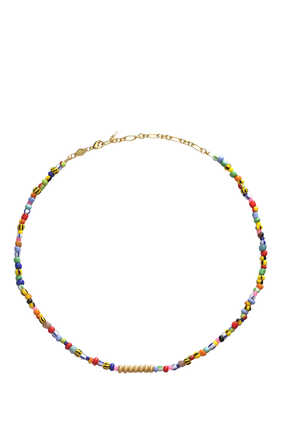 Alaia Bead Necklace