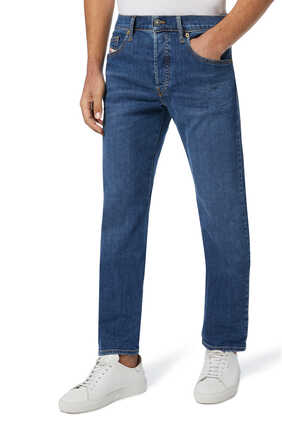 Mihtry Straight Leg Jeans