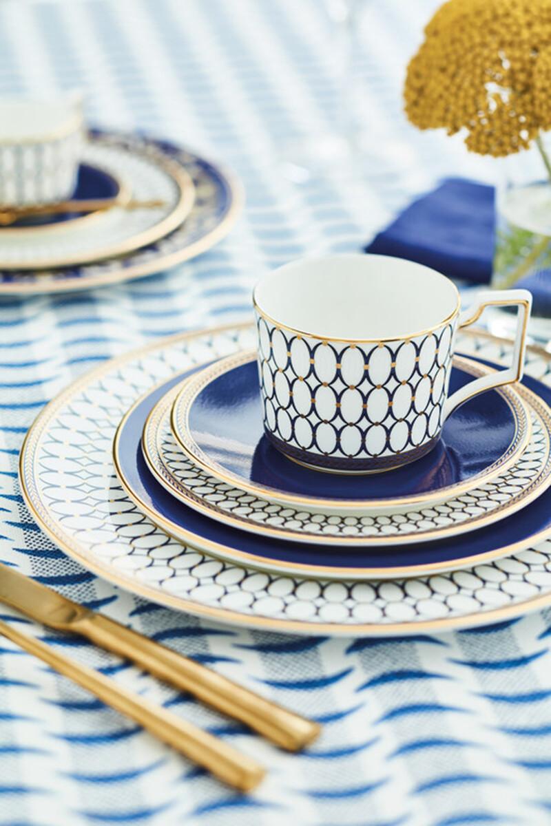 Renaissance Gold Espresso Saucer image number 3