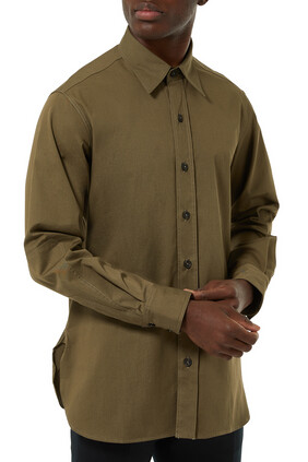 Shammi Military Shirt