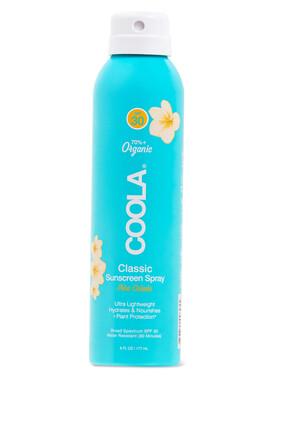 Pina Colada Classic Body Organic Sunscreen Spray SPF30