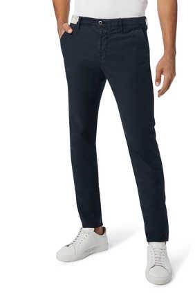 Incotex Stretch Cotton Chino Pants