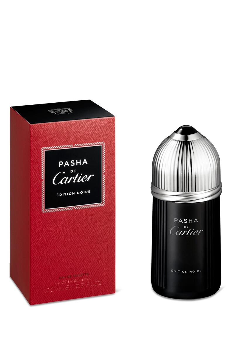 Pasha De Cartier Noire Edition Eau de Toilette image number 2