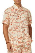 Adam Printed Shirt