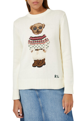 Polo Bear Sweater