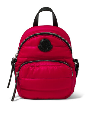 Kilia Nylon Quilted Backpack