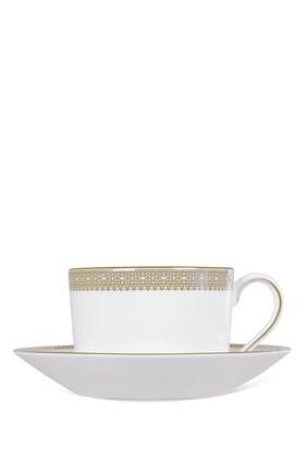Vera Wang Lace Gold Teacup