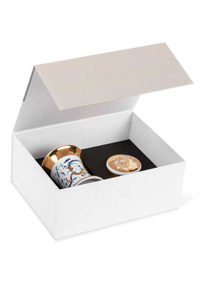 Fairuz Mubkhar and Trinket Box