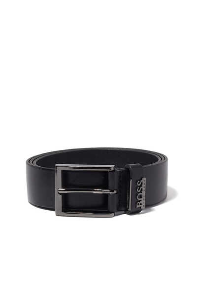 Senol Leather Belt