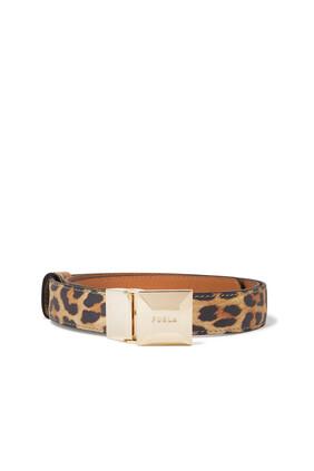 Furla Miss Mimi Reversible Belt