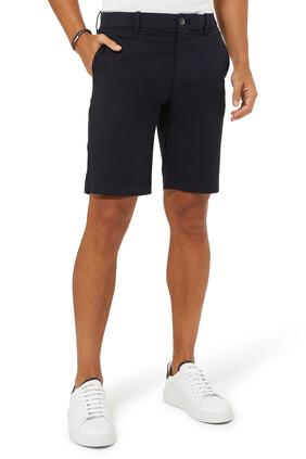 Straight-leg Chino Shorts