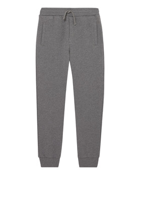 Jersey Cotton Track Pants