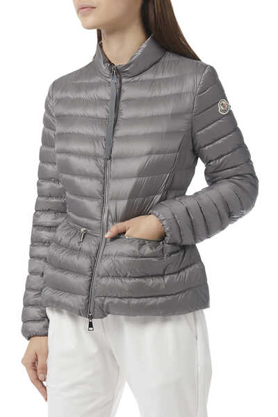 Agate Quilted Jacket