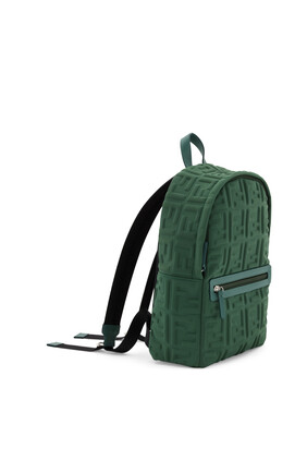 Backpack With Embossed FF Logo