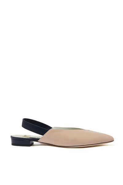 Twain Slingback Ballerina Flats