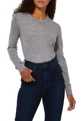 Regal Wool Sweater