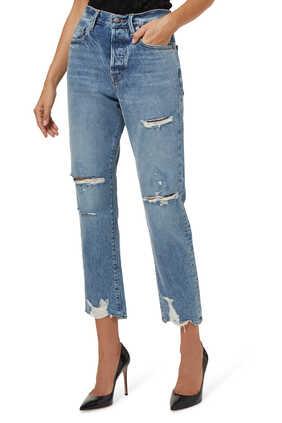 Cascade Ripped Jeans