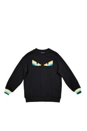 Monster Eye Sweatshirt