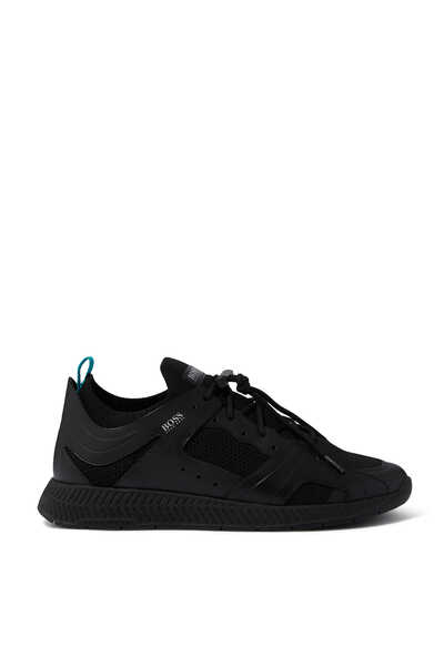 Hiking-Inspired Sneakers