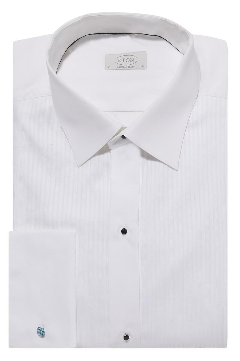 Contemporary Fit Plissé Shirt image number 1
