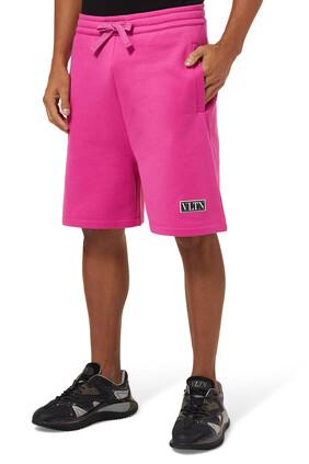 VLTN Tag Shorts