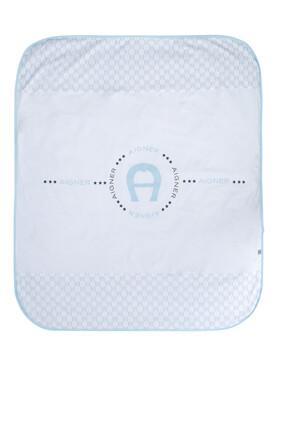 Logo Print Blanket
