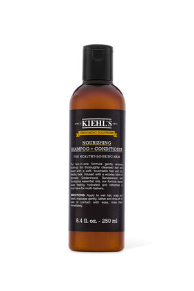 Grooming Solutions Nourishing Shampoo And Conditioner