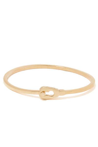 Gold Vermeil Helix Cuff