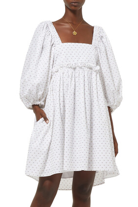 Pernille Short Sleeve Mini Dress