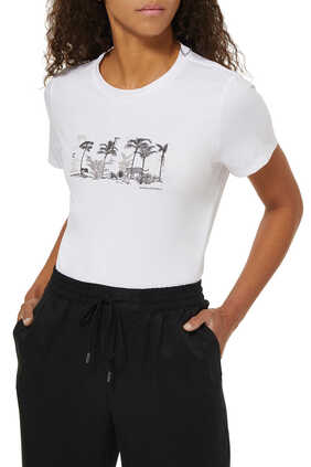 Palm Graphic T-Shirt