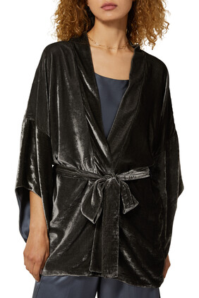 The Slouchy Robe