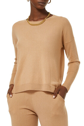 Manhattan Cashmere Pullover