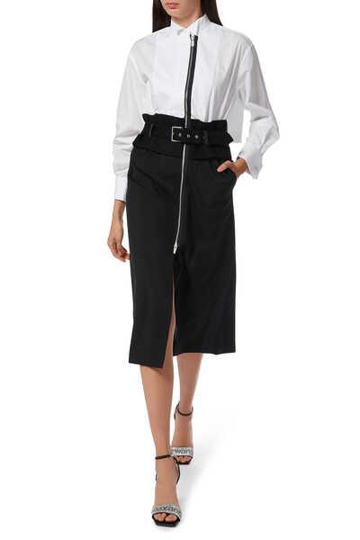 Suiting x Cotton Poplin Dress