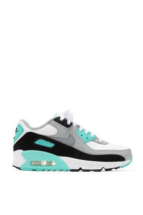 Air Max Leather Sneakers